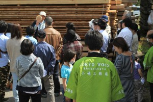 TOKYO WOODバスツアー2015春30